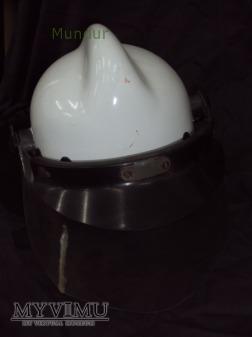 Hełm strażacki Kalisz PH-5 - biały