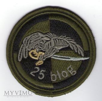 Emblemat polowy 25 batalion logistyczny