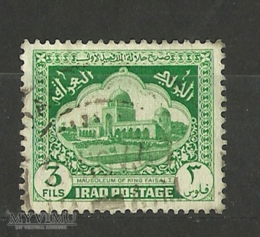 King Faisal I