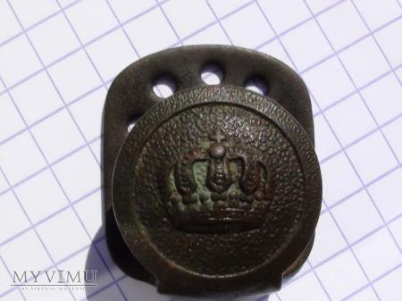Duże zdjęcie Pruski hak mundurowy M1910