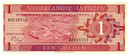 Antyle Holenderskie - 1 gulden (1970)