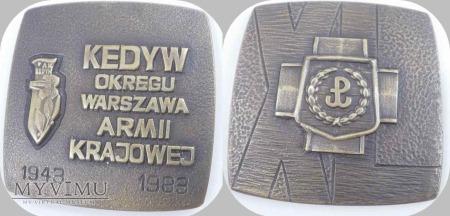 200. 40 rocznica utworzenia KEDYW Okręgu Warszawa