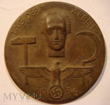 TAG DER ARBEIT 1934