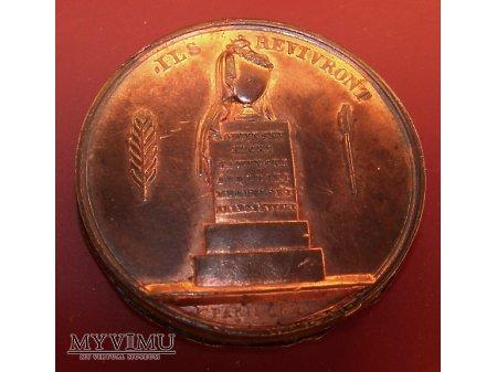 Duże zdjęcie Medal z 1831 roku ??? nie piękny galwan.