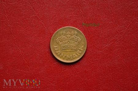 Moneta duńska: 50 øre