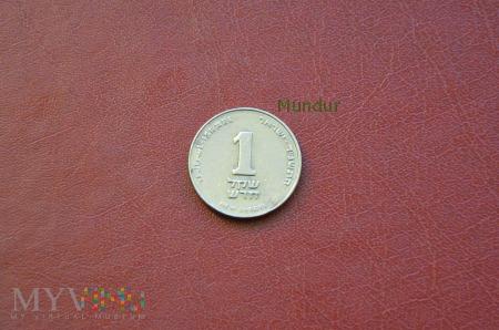 Moneta izraelska: 1 szekel