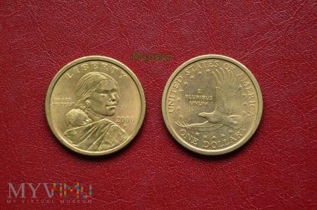 Moneta USA: one dollar