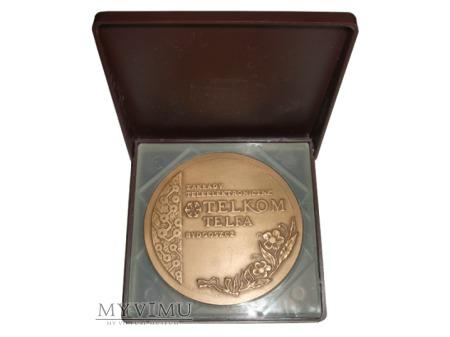 60-lecie Telkom-Telfa Bydgoszcz medal 1988