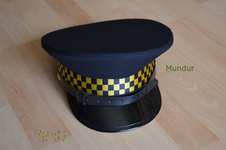 Czapka Straży Miejskiej