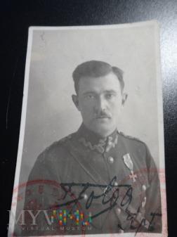 Zdjęcia Kapitana Sołga Tadeusz z widocznym KW