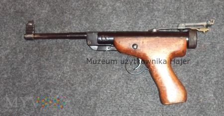 ZVP MADE IN CZECHOSLOVAKIA wiatrówka pistolet