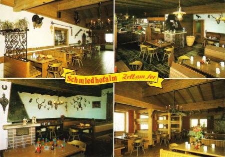 Alpenrestaurant Schmiedhofalm,
