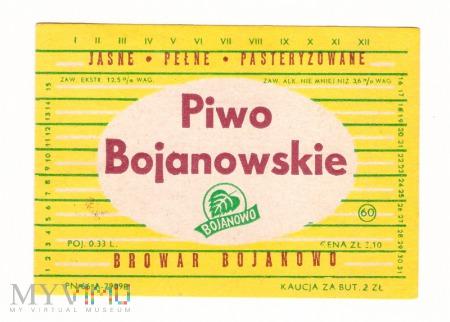 piwo bojanowskie