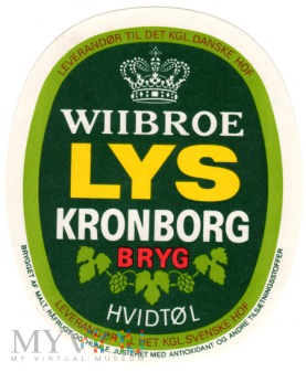 Wiibroe Lys Kronborg Bryg