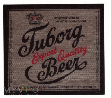 Tuborg, export quality