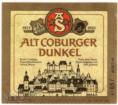 Alt Coburger Dunkel