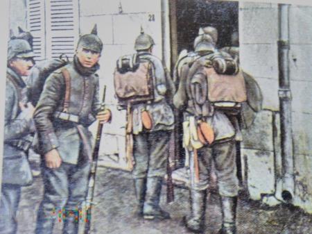 Duże zdjęcie żołnierze na kwaterach