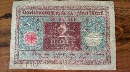 2 Mark 1920r.