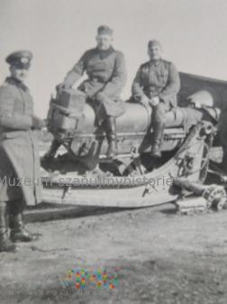 Haubica 155mm wz. 1917 Schneider u Niemców