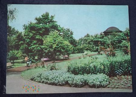 CHORZÓW - KATOWICE Fragment Wojewódzkiego Parku