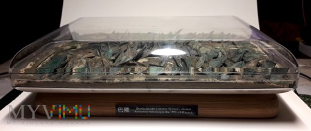 Diorama - skarb brązowy