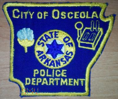 Osceola policja