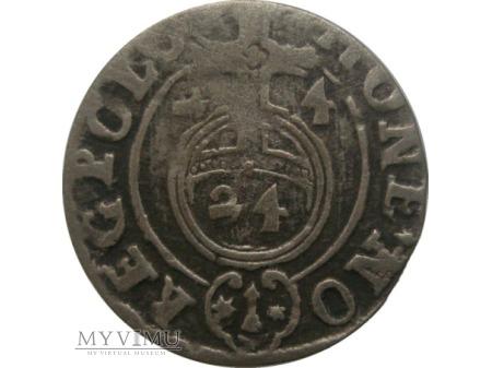 Póltorak, 1624 rok.
