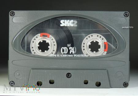 SKC CD 74 kaseta magnetofonowa