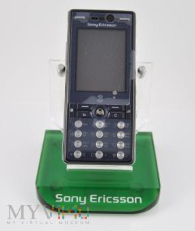Duże zdjęcie Sony Ericsson K810 czarny