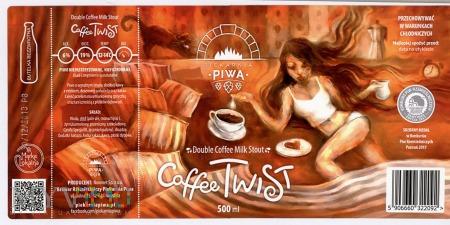 Piekarnia Piwa, Coffe Twist