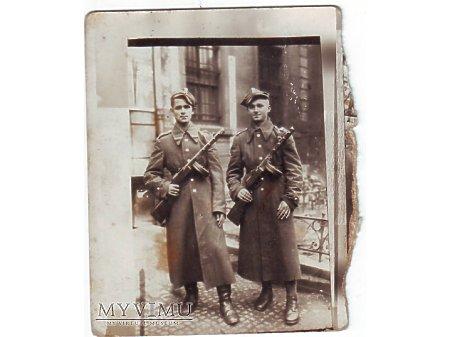 Duże zdjęcie Żołnierze Ludowego Wojska Polskiego (1)