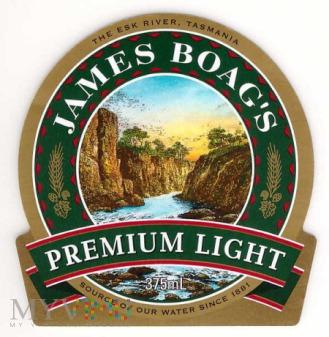 Boag's James Premium