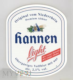 Hannen Light