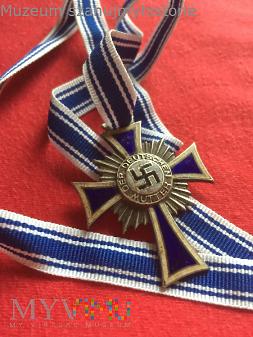 Mutterkreuz in Silber