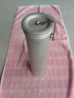 Aluminiow tuba na pieprz 1938