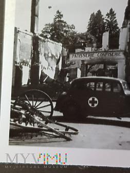 Duże zdjęcie Niemcy - Fotografie z albumu - ambulans dla ???