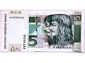 Zobacz kolekcję CHORWACJA banknoty
