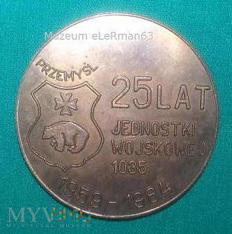 Przemyska kolejówka JW 1035. 25 lecie 1959-1984.