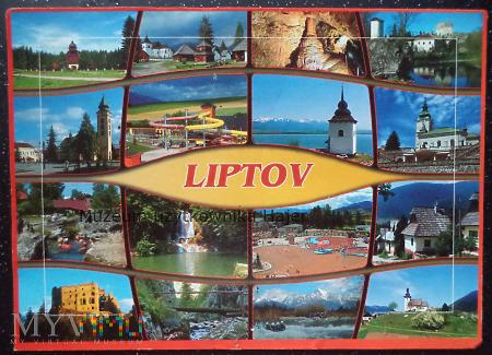 Słowacja - Liptov
