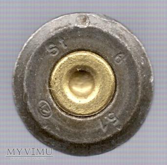 ŁUSKA 7.62 x 54R Mosin
