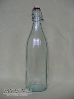 Butelka szklana włoska - kabłąkowa