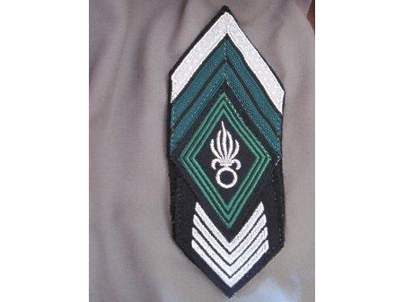 Brigadiers-chefs (starszy kapral) 4 servis
