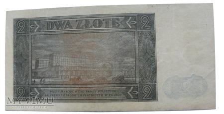 2 Złote, 1948 rok.