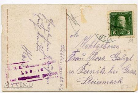 Lublin 1917 - Widok ogólny