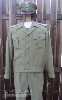 Letni mundur WOP - wiatrówka
