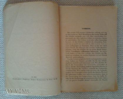 Deutsches Lehrbuch Krakau 1943. GG