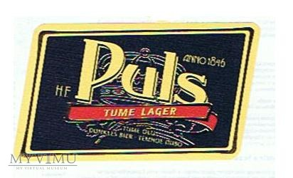puls tume lager