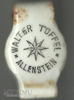 Allenstein (Olsztyn) - Walter Toffel