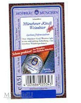 münchner kindl weissbier light