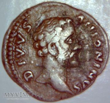 Denar, Antoninus Pius 138-161,